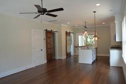 1107 Duke Street Wood floors througout home