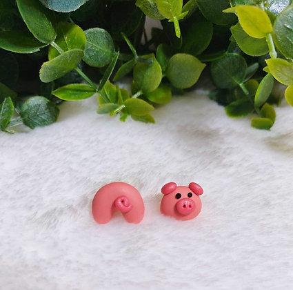 Piggy Studs