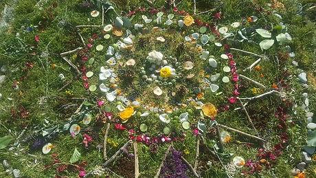 Earth Mother Mandala