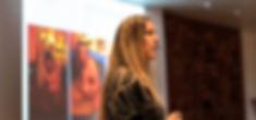 La Leche Liga Vortrag Nadine Wenger Emer