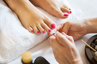 Pedicure Farnham