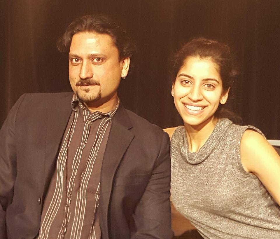 Anand and Nikita