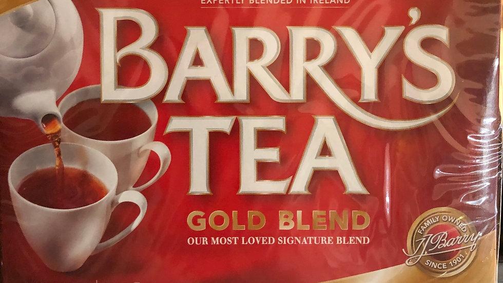 Barry's Teabag (80)
