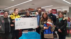 We raised £4915!