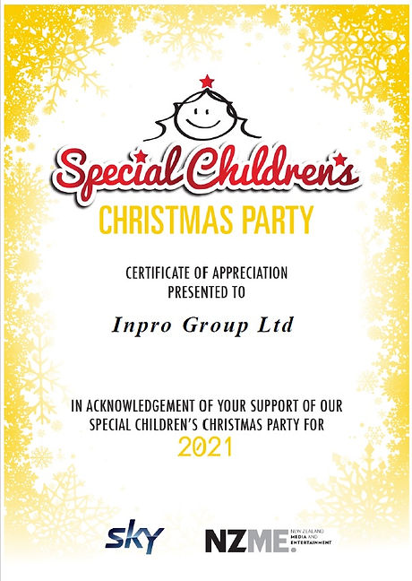 Special Childrens Christmas Party 2021.j