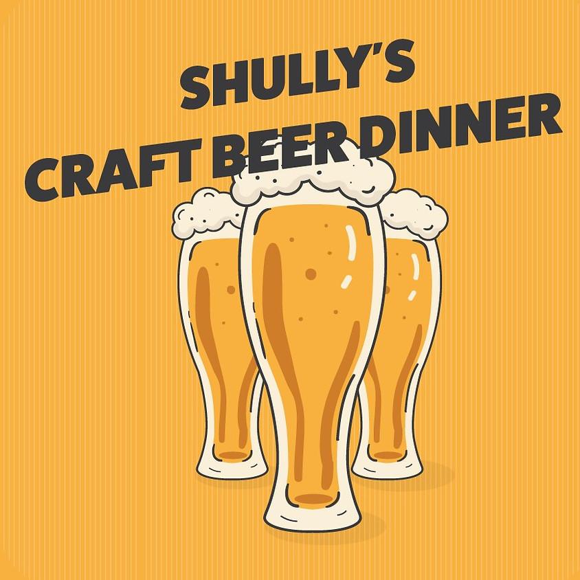 Craft Beer Dinner