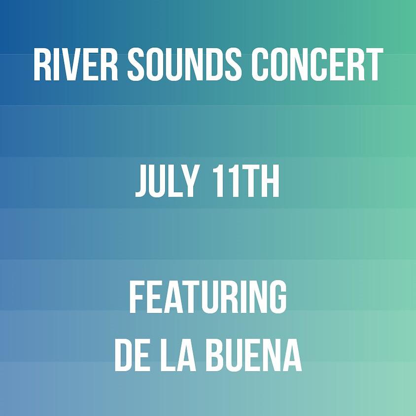 River Sounds Free Concert