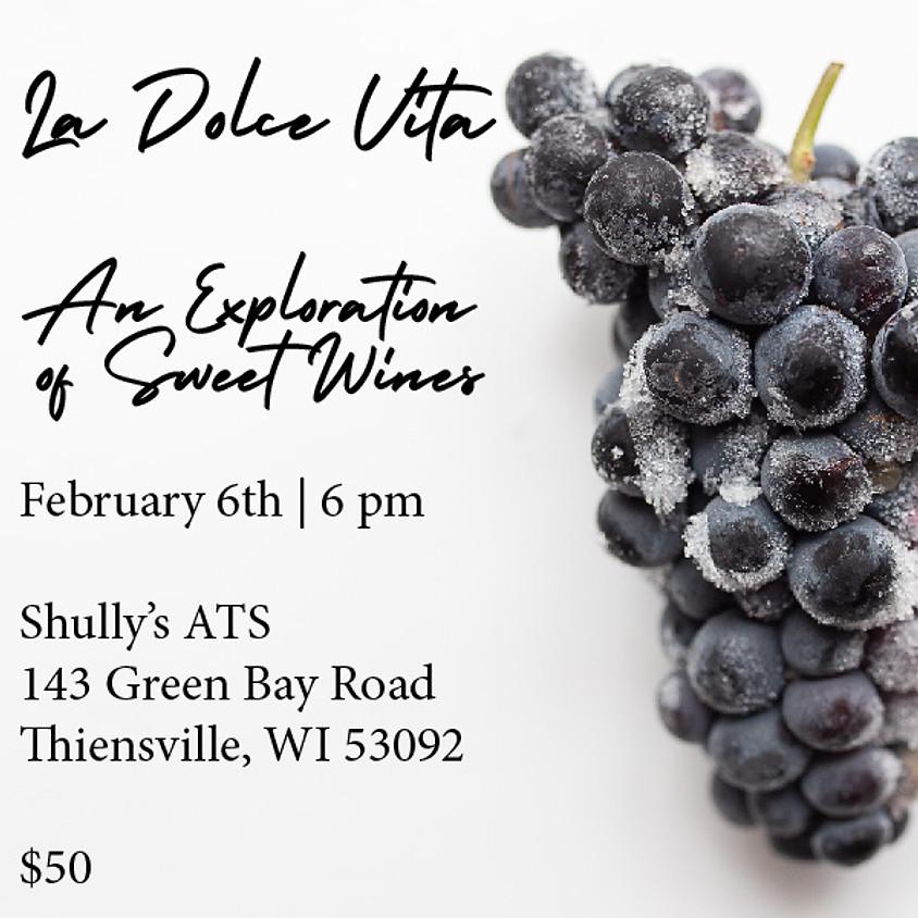 La Dolce Vita Wine Tasting with Cream Puff Demonstration
