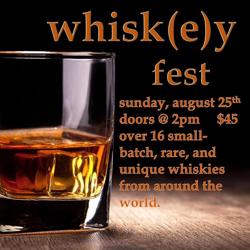 World Whisk(e)y Fest
