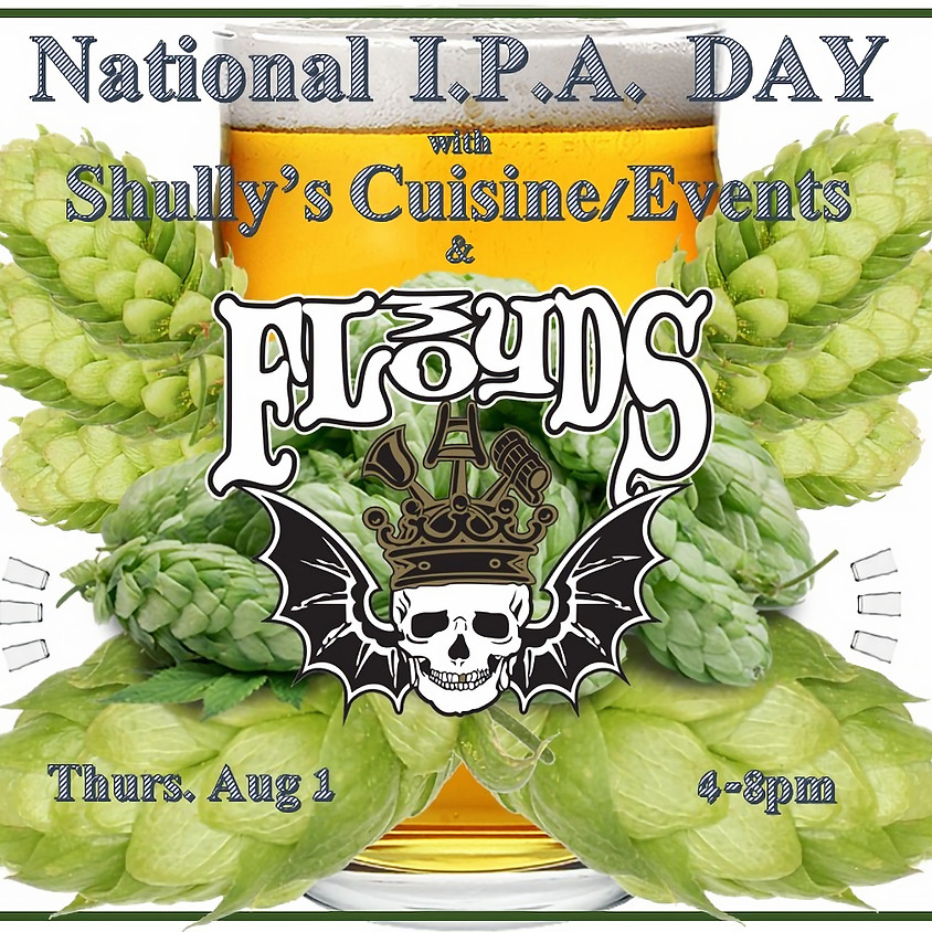 International IPA Day with Three Floyds Brewing