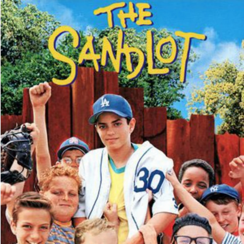 """Movie Night at Shully's Featuring """"The Sandlot"""""""