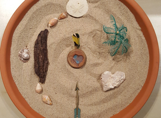 Create Your Sand Painting