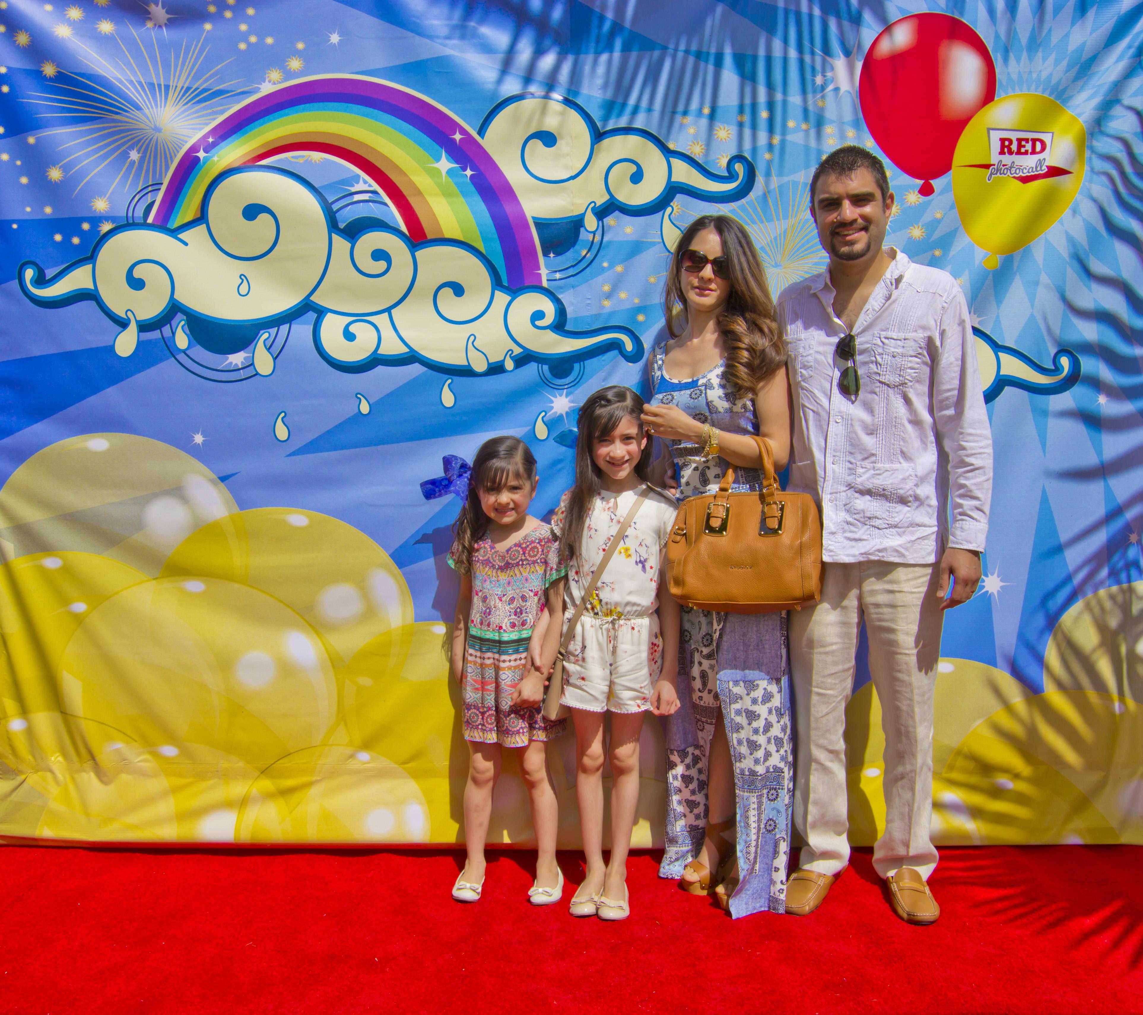 PhotoCall para Fiesta Infantil