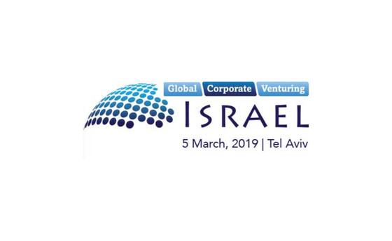 iKare moderates a panel at the GCV Israel 2019