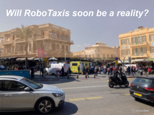 Will RoboTaxis soon be a reality?