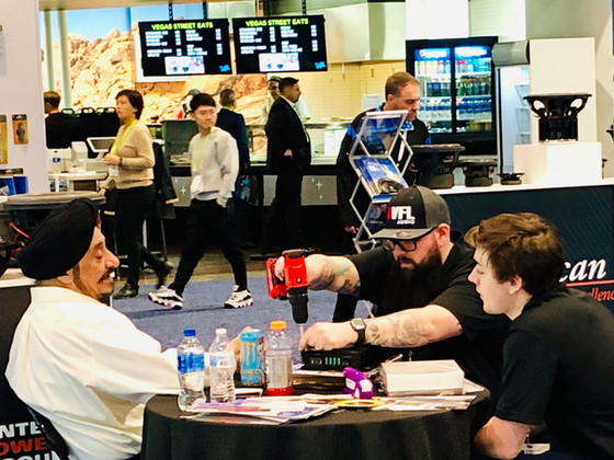 CES 2019, back from Sodom Electronics Show