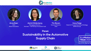 Watch Panel: Sustainability in Automotive Supply Chain