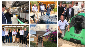 iKare Success Story: Israeli HomeBiogas and French ENGIE turn organic waste into gold.