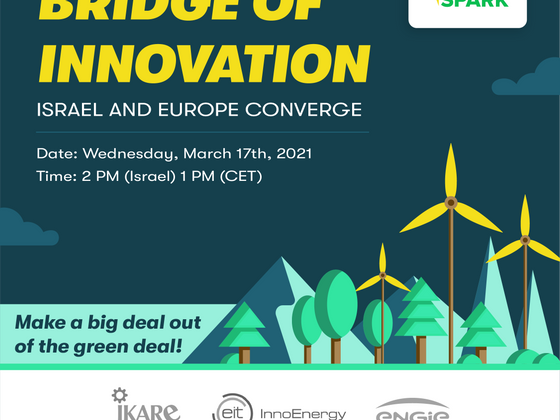 Upcoming Event: March 17th - Make a big deal out of the Green Deal!
