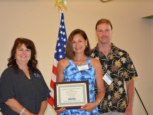Webster Chamber honors business anniversaries