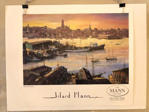 Only five days left to see Ward Mann exhibit