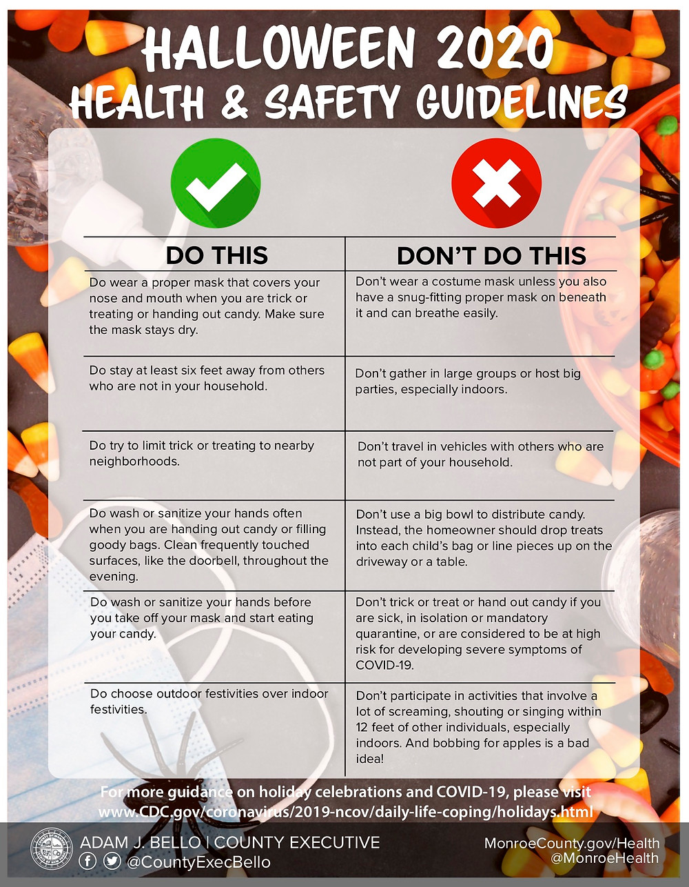 monroe-county-halloween-covid-guidelines