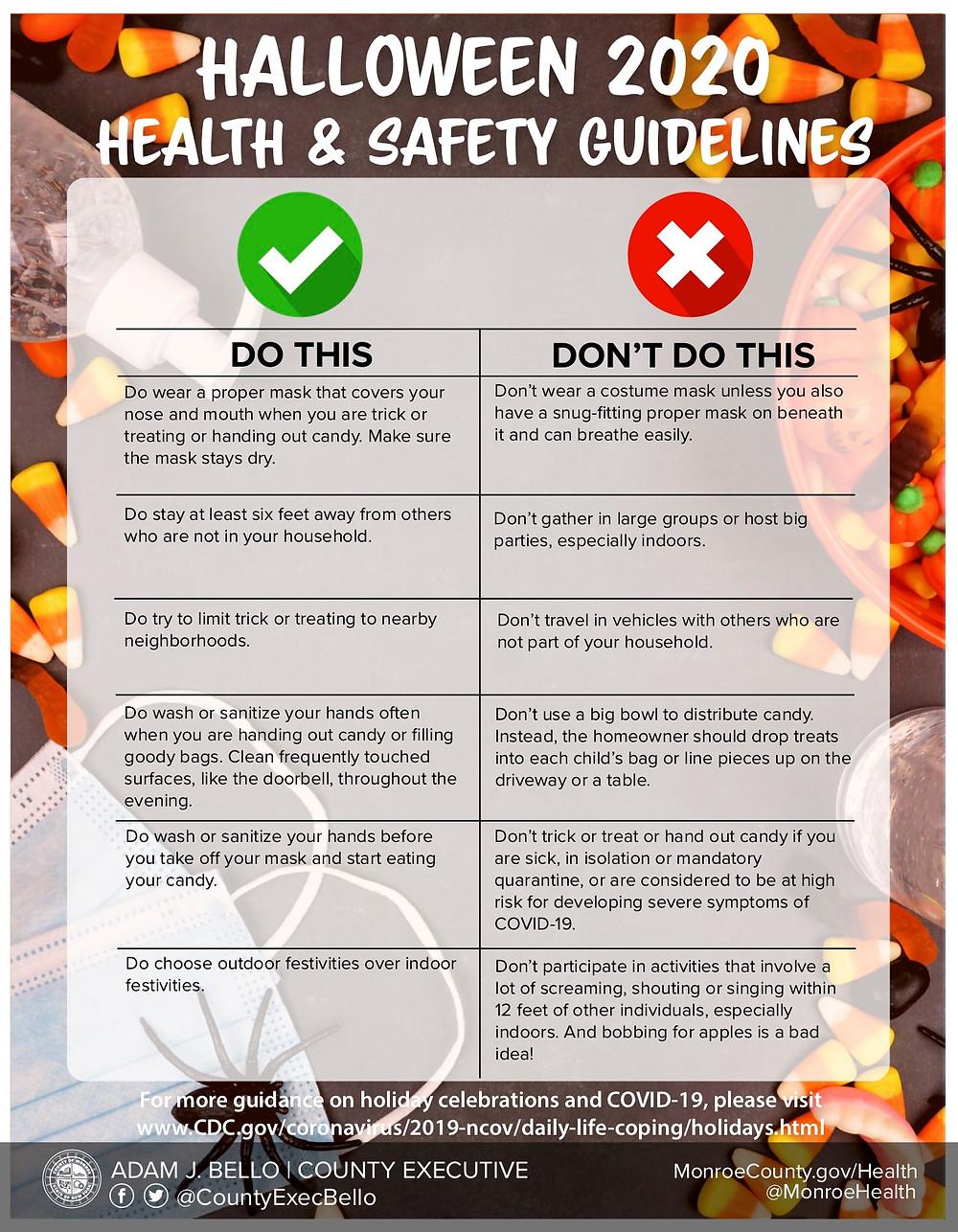 monroe-county-halloween-covid-guidelines