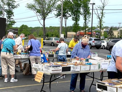 Webster Pop Up Book Sale
