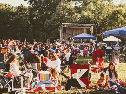 The 2021 Webster Summer Celebration delivers