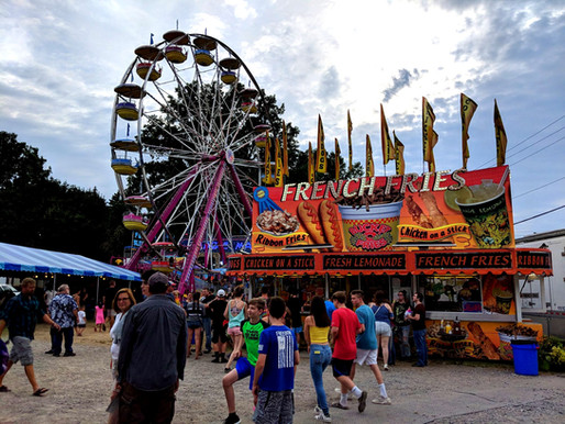 There will be no Webster Fireman's Carnival this year