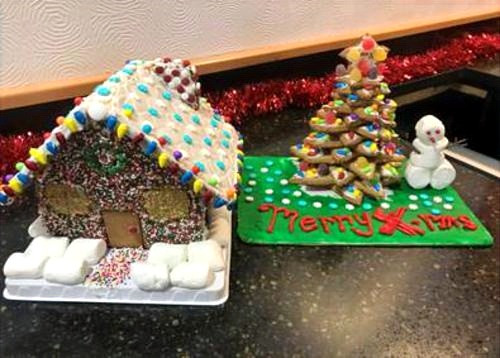 Webster BID announces winners of Gingerbread House Contest