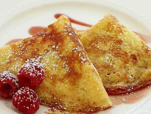Webster Cook Nook: Thin Egg Pancakes