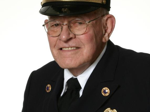 Webster Fire Department mourns loss of past Fire Chief Robert R. Duthy Sr.