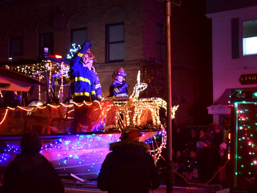 There's still hope for a Webster holiday parade