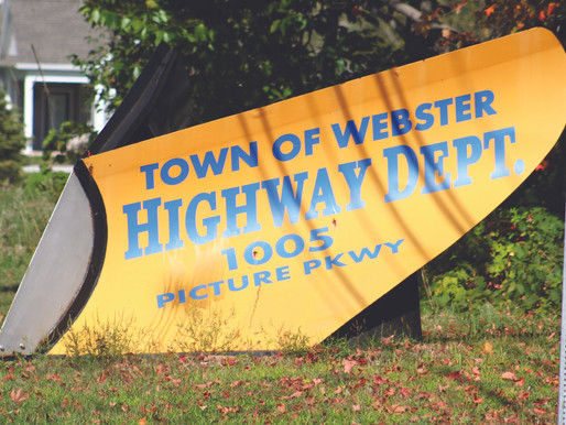 Patrick Stephens appointed new Webster Highway Superintendent
