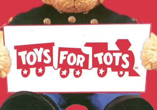 10th annual Toys for Tots now underway