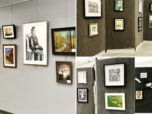 Webster Art Club Spring Art Show