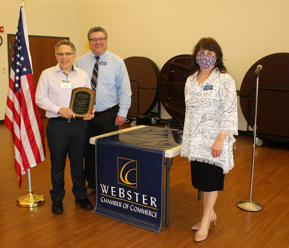 webster-chamber-names-dr-peter-pellittieri-2021-businessperson-of-the-year