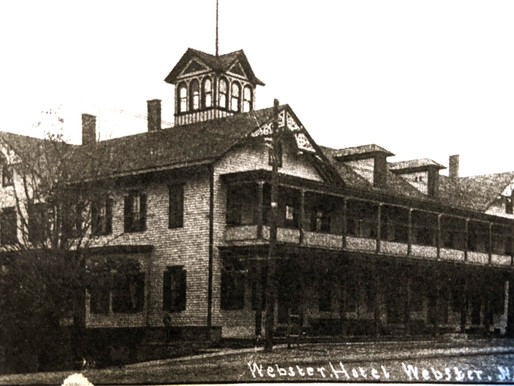 What Is It Now? The Webster Hotel