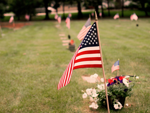 Memorial Day Remembrance Ceremony at Webster Rural Cemetery