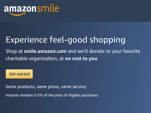 Support the Webster Public Library through AmazonSmile