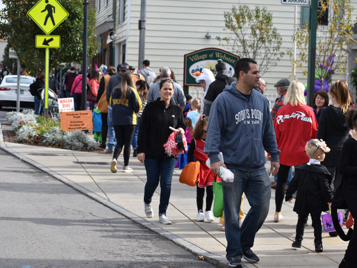 Business Improvement District cancels Webster's annual 'Trick-or-Treat Trail'