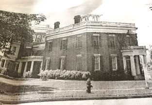 What Is It Now? The Corning House