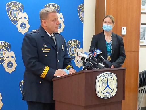 Webster PD shares details of Gasberry Lane crash