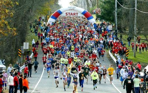 Webster Turkey Trot 2020: The tradition goes on