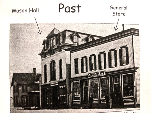 What Is It Now? Mason Hall & Hawley General Store