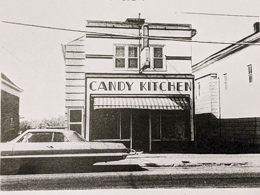 What Is It Now? The Candy Kitchen
