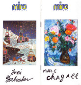 Yuri Gorbachev and Marc Chagall