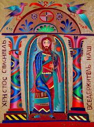 302 36X48 CHRIST THE PROTECTOR, 1996-web