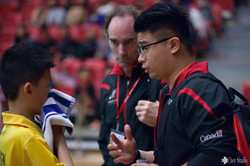 Coaches: Mike Butler & Kevin Cao